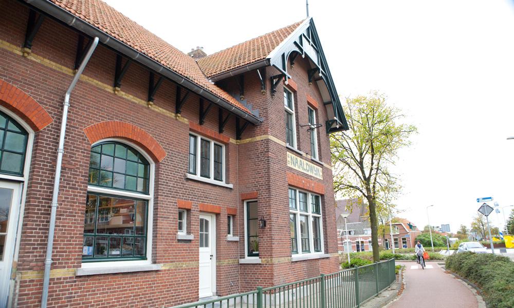 Tramstation Naaldwijk Verspycklaan