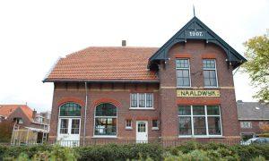 Tramstation Naaldwijk 2017