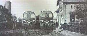 Tramstation Westland