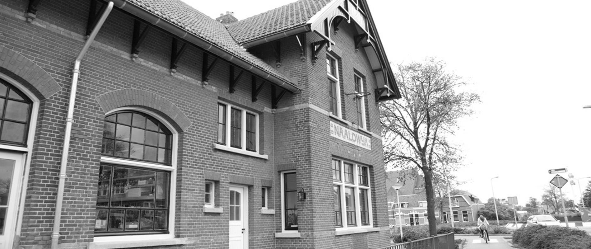 Tramhuisje - Tramstation Naaldwijk