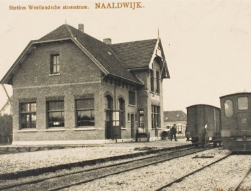 Tramhuisje 1910