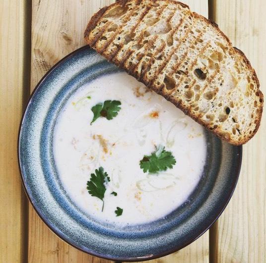 Wisselende soep